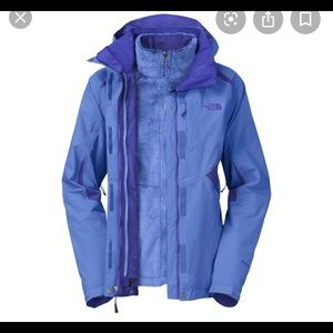 North Face Boundary Triclimate Women's Jacket XS